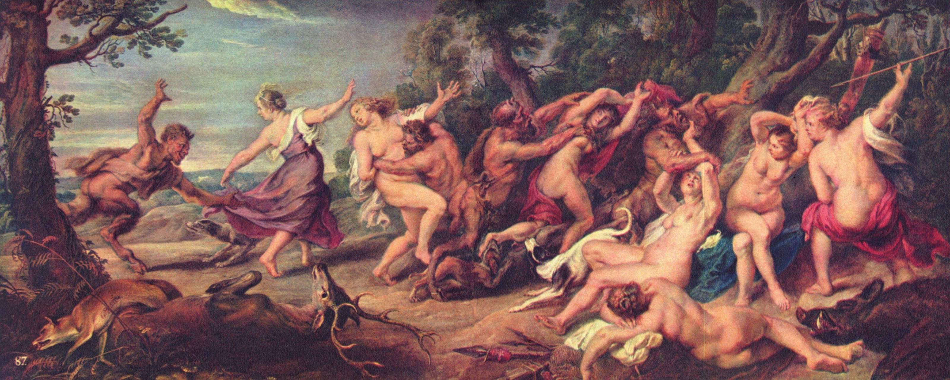 Diana, a Deusa da Caça