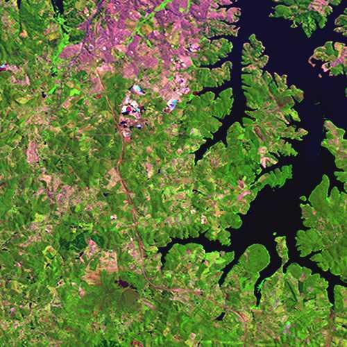 Cratera da Colônia