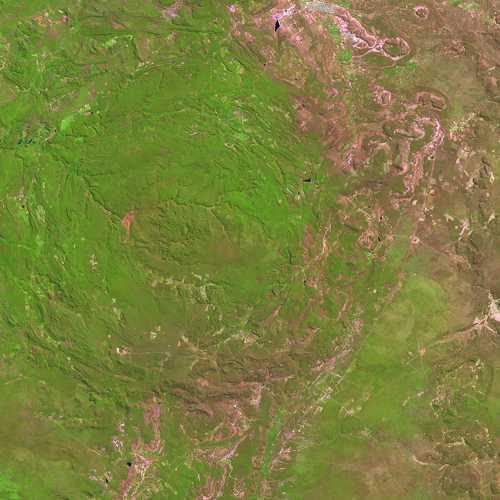Estrutura de São Miguel do Tapuio