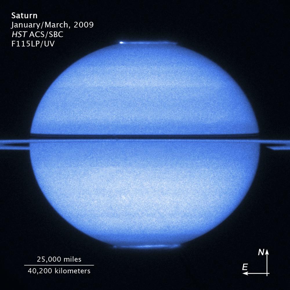 Senhor dos Anéis, Saturno.