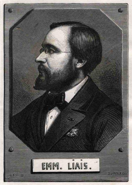 Emmanuel Liais (1826-1900).