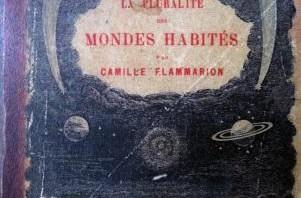 Há 150 anos surgia A PLURALIDADE  DOS  MUNDOS  HABITADOS