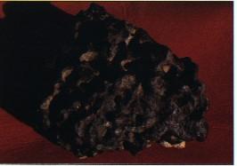 Características Externas dos Meteoritos