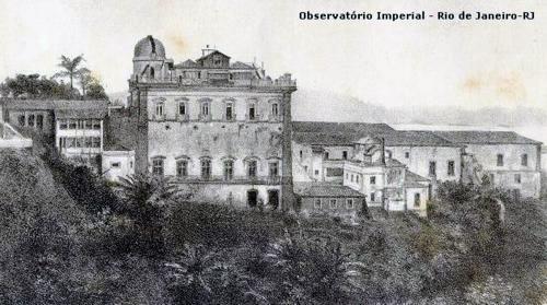 O Imperial Observatório