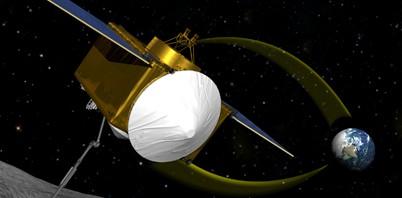 Deus Egípcio na Primeira Missão da NASA Para Coletar Amostra de Asteroide