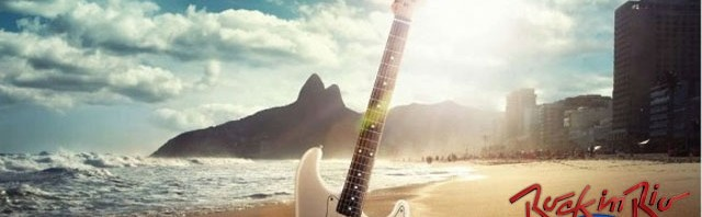 Rock in Rio 2013 e Fundação Cacique Cobra Coral