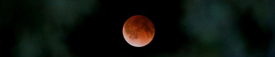 Eclipse de Superlua dia 27 de Outubro de 2015