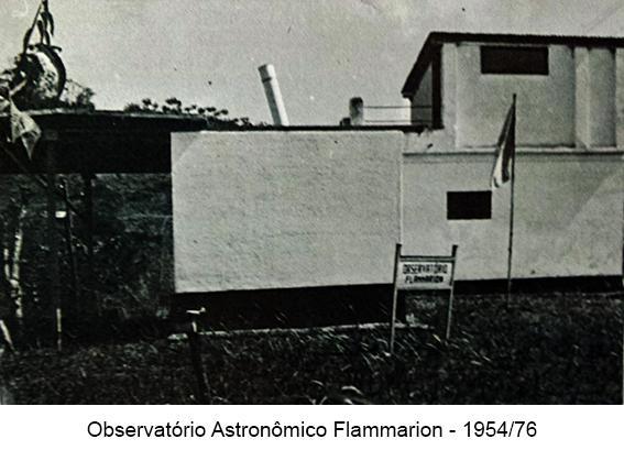 Memória (Observatório Flammarion – MG)