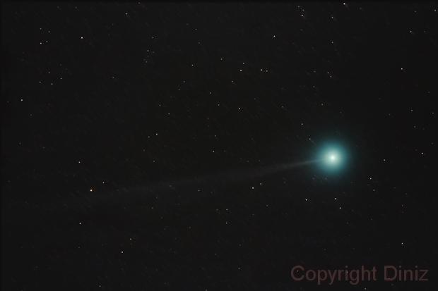 Cometa Lovejoy, Visível Até Fim de Janeiro (2015)