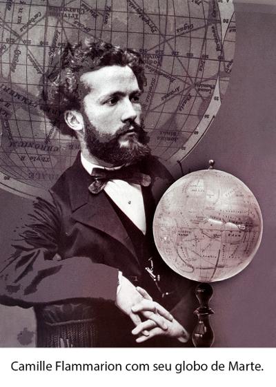 No Ano Internacional da Luz, a Comunidade Astronômica Celebra Camille Flammarion (1842-1925)