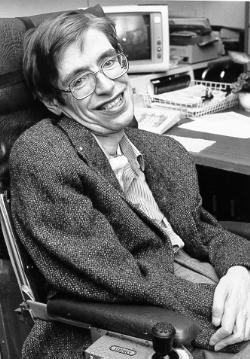 """O Eterno Hawking e Sua Mensagem Para o Mundo: """"Não precisa ser assim"""""""